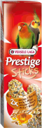 Versele Laga Prestige Sticks Big Parakeets Nuts & Honey 2 pcs 140 g