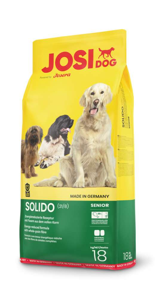 JosiDog Solido from Josera 18 kg, 900 g buy online