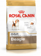 Breed Health Nutrition Beagle Adult 3 kg de chez Royal Canin