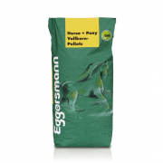 Eggersmann Horse & Pony Fullkornpellets 10 mm 25 kg