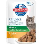 Hill's Science Plan Kitten Healthy Development med Kyckling 85 g