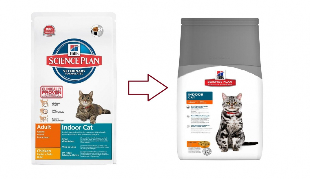 Hill's Science Plan Feline Adult Indoor Cat mit Huhn 4 kg, 300 g, 1.5 kg Test