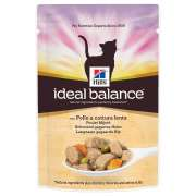 Hill's Ideal Balance Feline Adult with Chicken and Vegetables 85 g