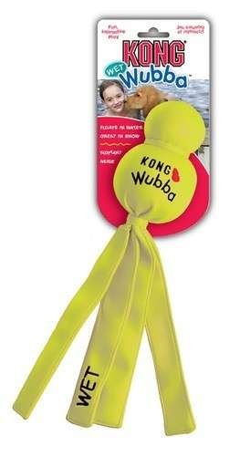 KONG Wet Wubba different colors  L