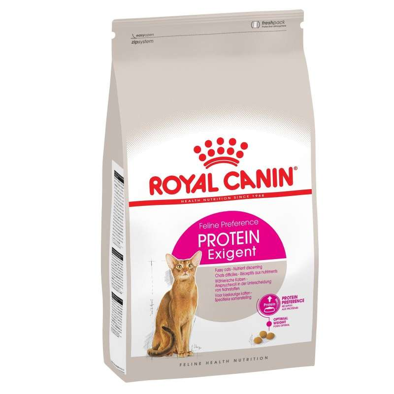 Royal Canin Feline Health Nutrition Protein Preference Exigent 42 400 g