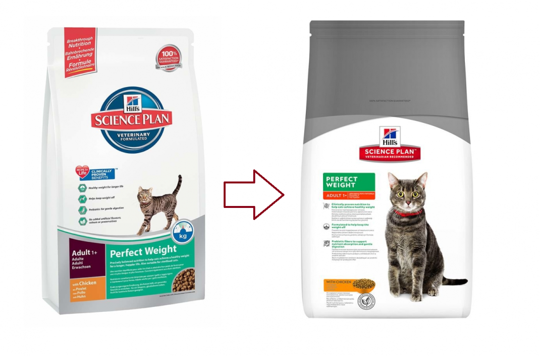 Hill's Science Plan Feline - Adult Perfect Weight con Pollo 3 kg