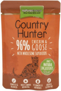 Country Hunter Frango & Ganso 85 g