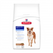Hill's Science Plan Canine - Mature Adult 7+ Active Longevity Lamm & Reis 12 kg