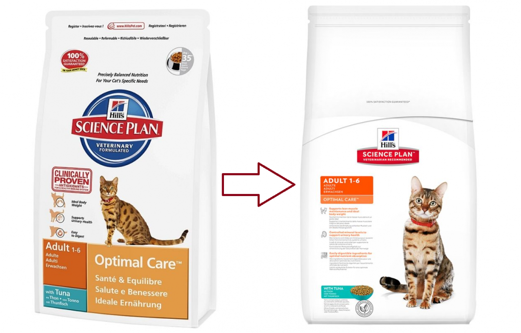 Hill's Science Plan  Feline Adult Optimal Care met Tonijn 10 kg