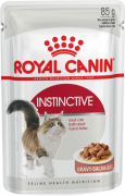 Royal Canin Feline Health Nutrition Instinctive in Gravy 85 g