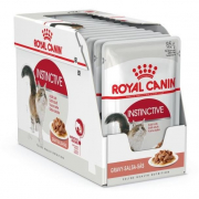 Royal Canin Feline Health Nutrition Multipack Instinctive i Saus 12x85 g