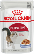 Royal Canin Feline Health Nutrition Instinctive i Gelé 85 g