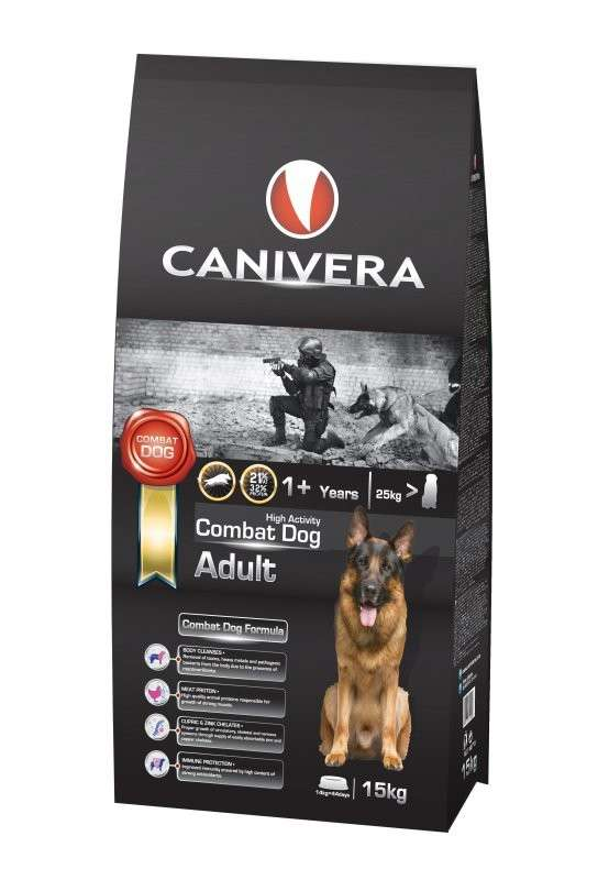 Adult Combat Dog All Breeds High Activity mit Huhn von Canivera 15 kg online günstig kaufen