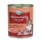 Basic Cat Care Gourmet - Chicken & Veal 800 g