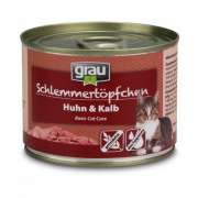 Basic Cat Care Gourmet - Chicken & Veal 200 g