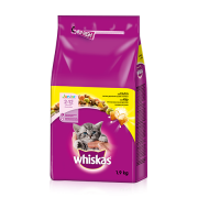 Whiskas Junior Kanaa 1.9 kg