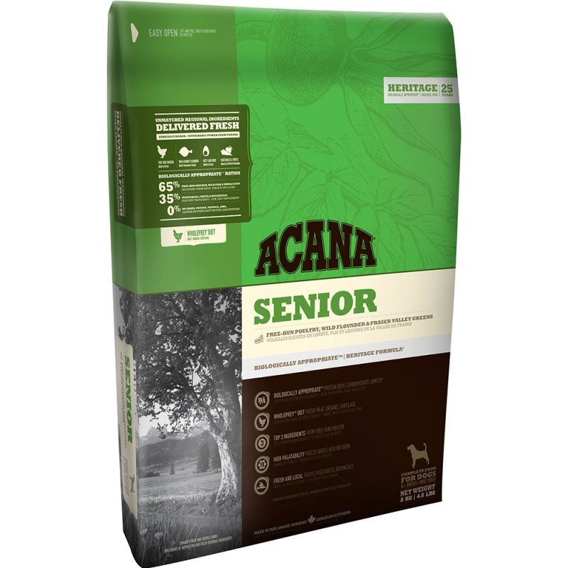 Acana Heritage Senior Dog 11.4 kg 0064992510114