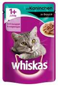 Whiskas 1+ Rabbit in gravy 100 g