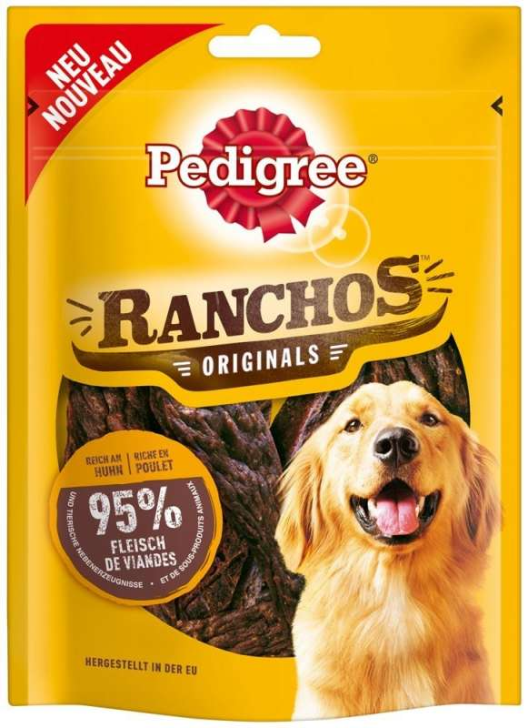 Pedigree Ranchos Originals au Poulet 70 g 4008429105098 avis