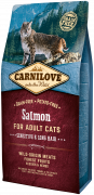Sensitive & Long Hair Adult Cat Lachs 2 kg