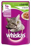 Whiskas 1+ mit Lamm in Gelee 100 g