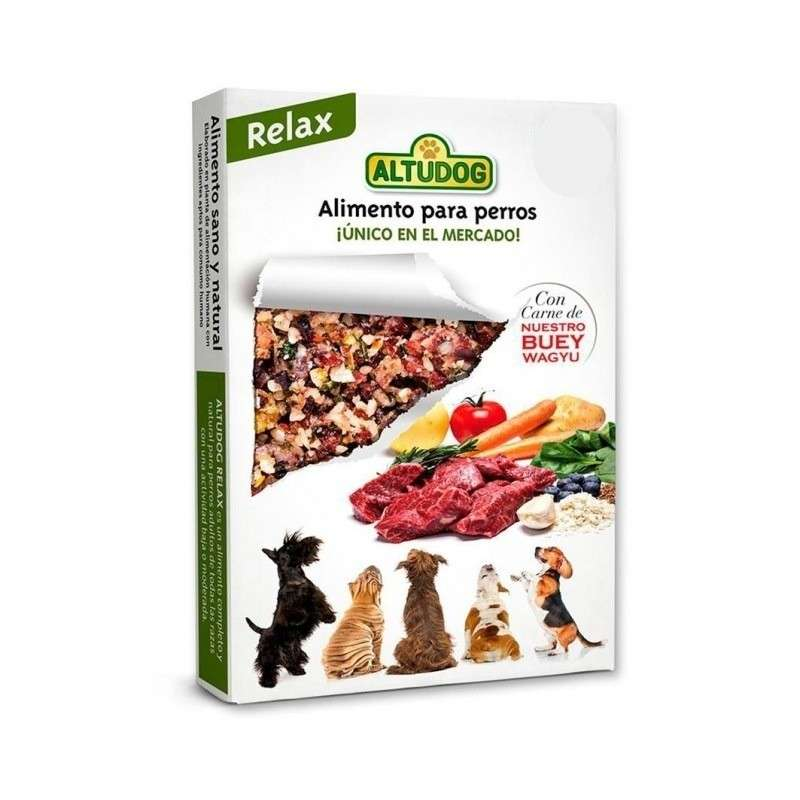 Relax Adult Wagyu Beef, Fruits and Vegetables from AltuDog 1 kg, 250 g, 500 g buy online