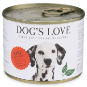 Dog's Love Classic Vacuno 200 g