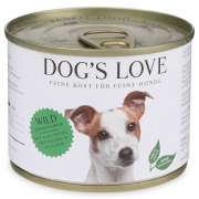 Dog's Love Classic Carne de Caza, sin Cereales 200 g