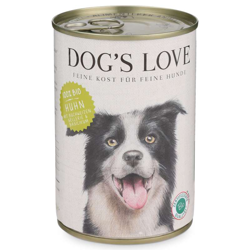 Dog's Love Bio Pollo, senza cereali 9120063680887 opinioni