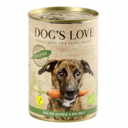Dog's Love Bio Greens 400 g