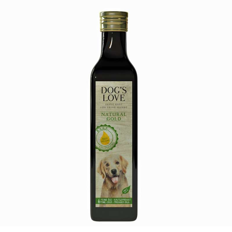 Dog's Love Natural Gold 250 ml 9120063681235 avis