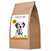 Dog's Love Dinde, Patate Douce et Airelle Rouge 2 kg
