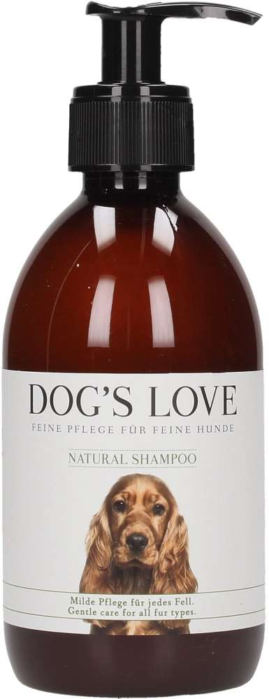 Dog's Love Natural Shampoo 300 ml
