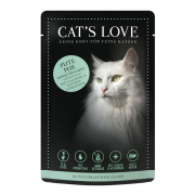 Cat's Love Classic Dinde Pure 85 g