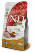 N&D Quinoa Skin & Coat Quail Adult 300 g