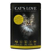 Cat's Love Mix Veal and Turkey 85 g