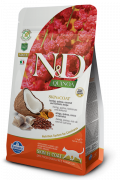 N&D Quinoa Skin & Coat Herring Adult 300 g
