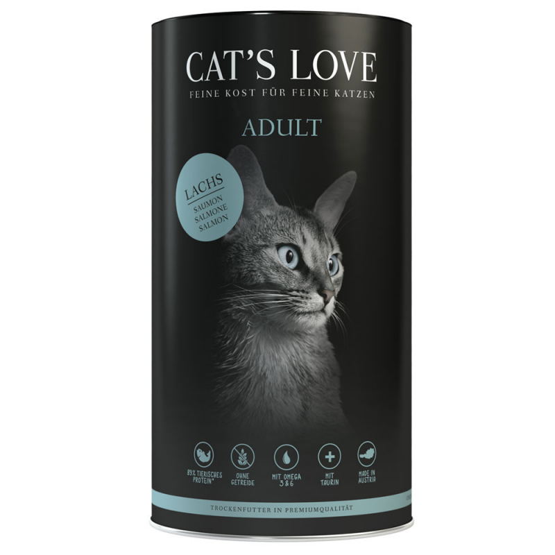 Cat's Love Adult Salmon 1 kg