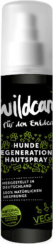 Hunde Regenerations-Hautspray Anti-Juck 150 ml  von Wildcare bei Zoobio.at