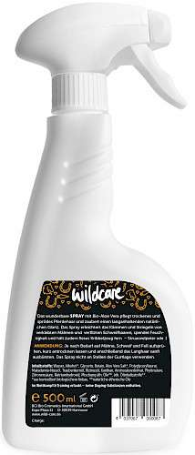 Wildcare Horse 2in1 mane and tail spray  500 ml