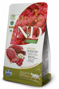 N&D Quinoa Urinary Adult mit Ente 300 g