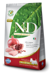 Farmina N&D Grain-Free Chicken & Pomegranate Adult Mini