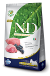 Farmina N&D Grain-Free Lamb & Blueberry Adult Mini