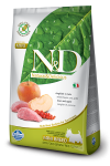 Farmina N&D Grain-Free Boar & Apple Adult Mini 800 g