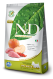 Farmina N&D Grain-Free Adult Mini con Jabalí y Manzana 2.5 kg 8010276021113 opiniones