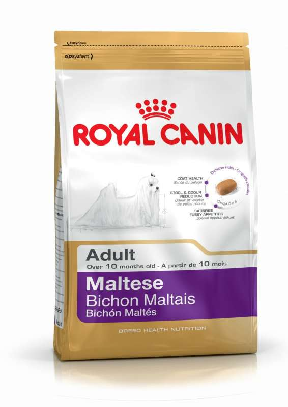 Royal Canin Breed Health Nutrition Maltese Adult 1.5 kg, 500 g
