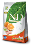 Farmina N&D Grain-Free Adult Mini mit Fisch und Orange