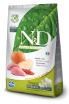Farmina N&D Grain-Free Adult Medium con Jabalí y Manzana 12 kg
