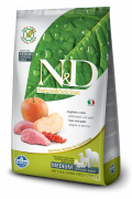 N&D Grain-Free Boar & Apple Adult Medium 12 kg