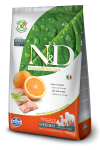 Farmina N&D Grain-Free Fish & Orange Adult Medium